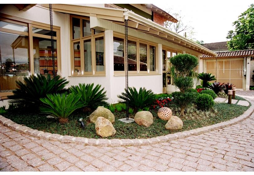 Jardim residencial 5
