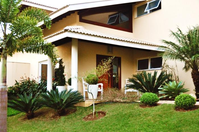 Jardim residencial 6