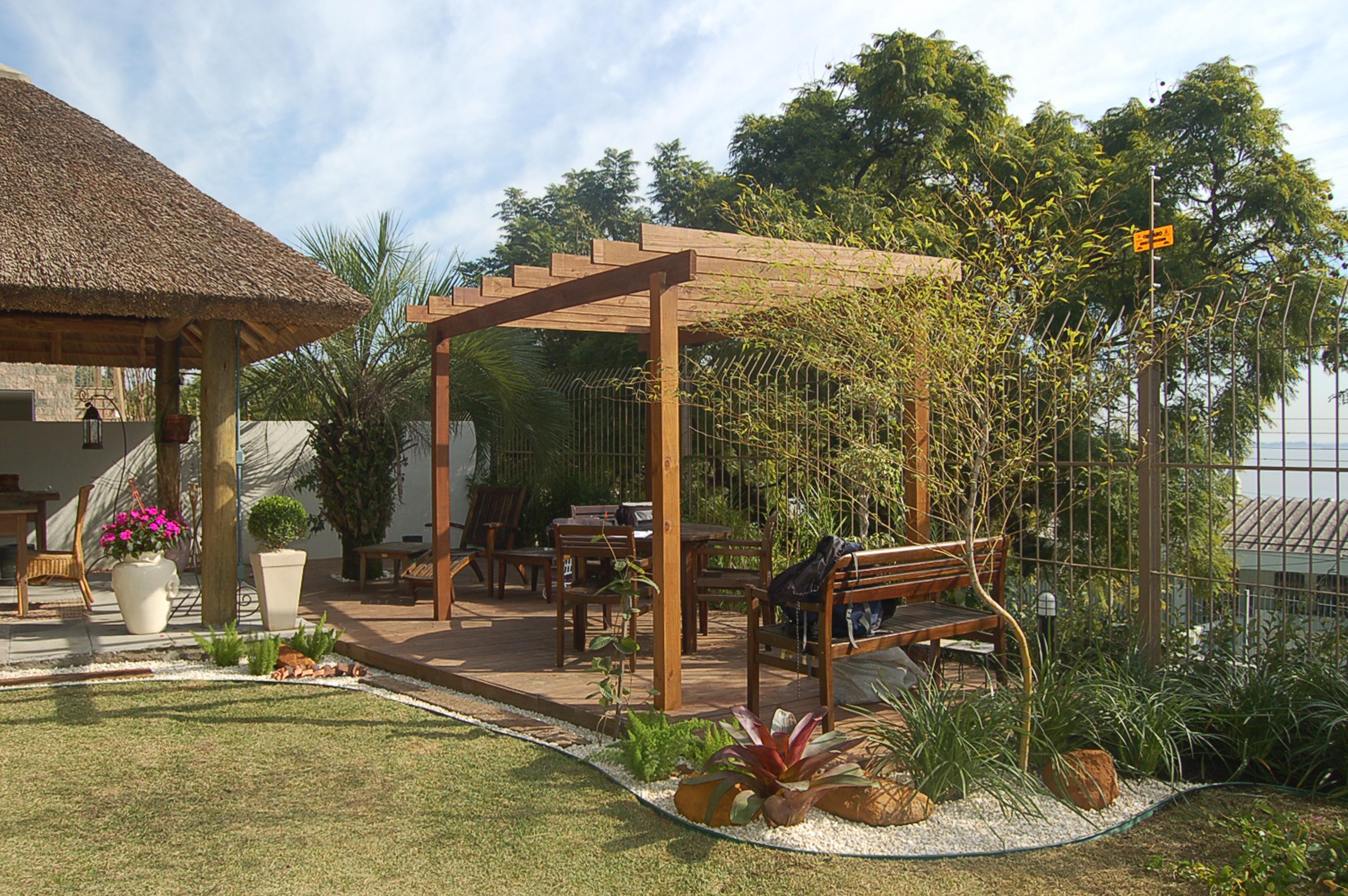 Jardim residencial 8