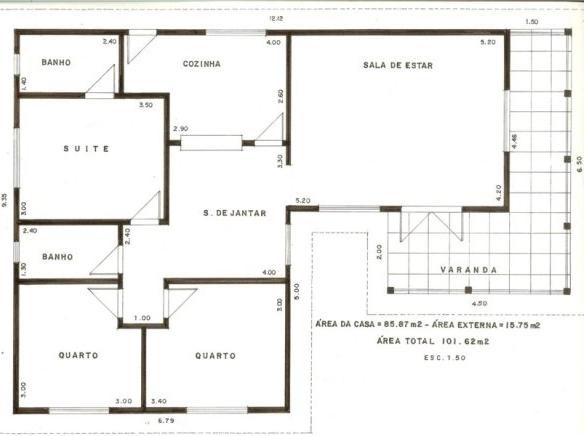 Plantas de Casas Modelos, Planta Baixa, Projetos -> Projeto Banheiro Com Banheira Planta Baixa