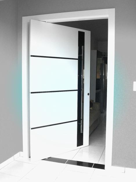 Porta Pivotante 5