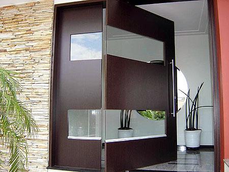 Porta Pivotante 8