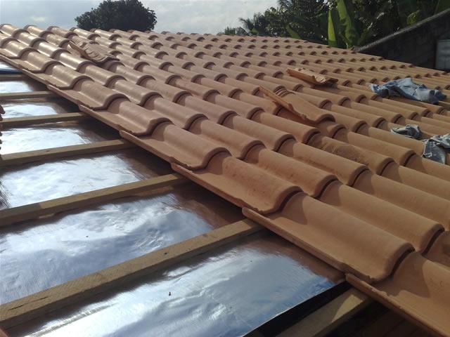 Projetos de Telhados