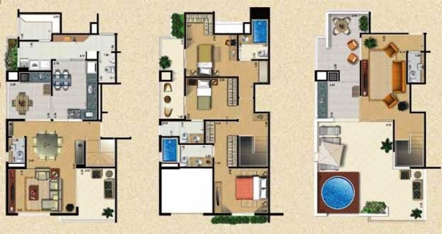 Casa Triplex 4