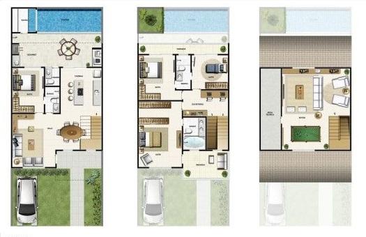 Casa Triplex 8
