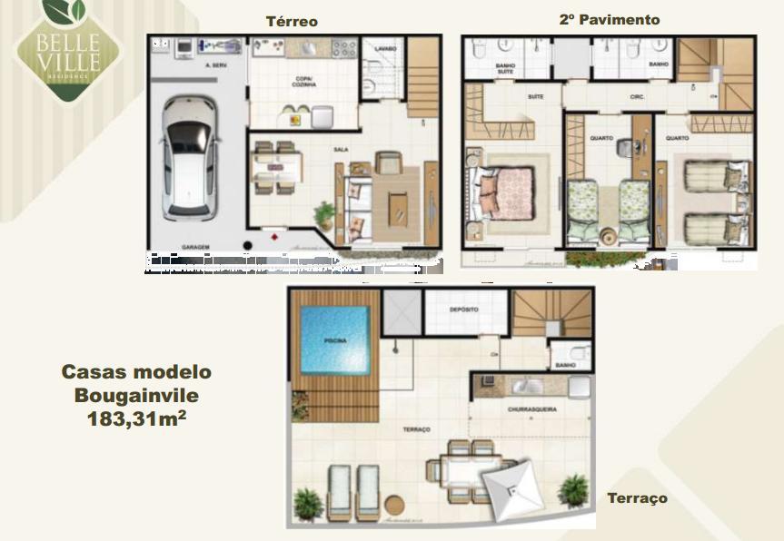 Casa Triplex 9