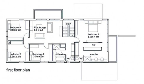 Casa contemporânea 2