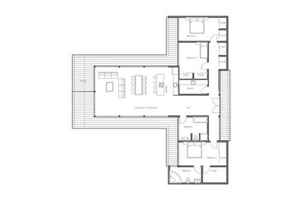 Casa contemporânea 7