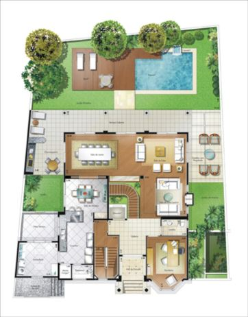 Casa de campo 3