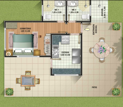 Casa de campo 6