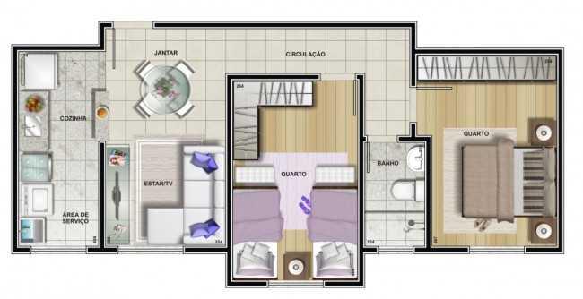 Casa pequena 7