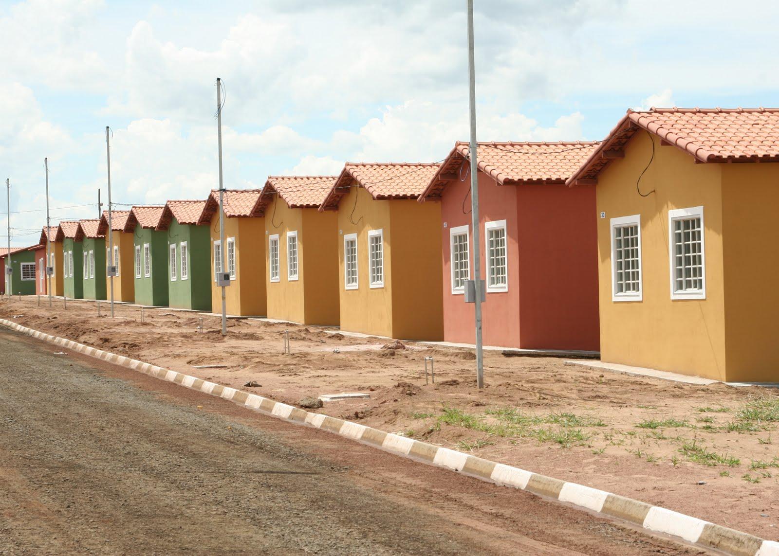 5 modelos de plantas de casas populares tudo constru o for Casa popular