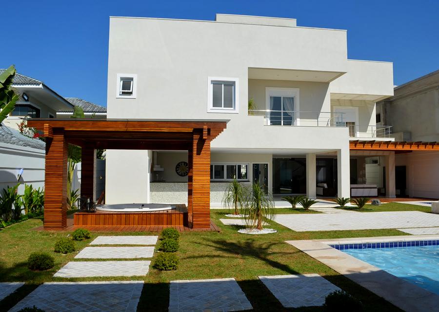Casa com laje 40