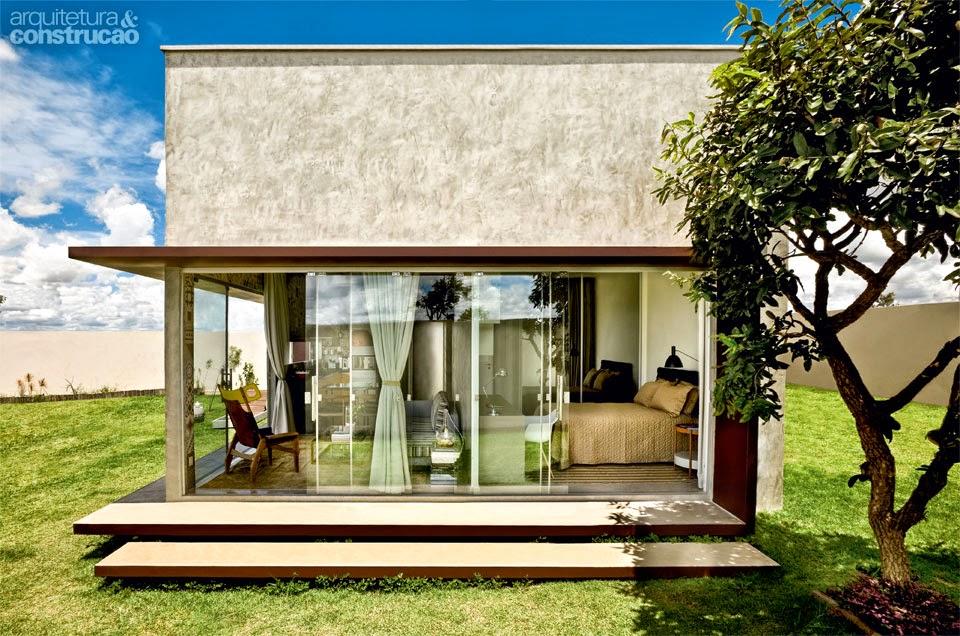 53 modelos de casas com laje for Casa moderna baratas