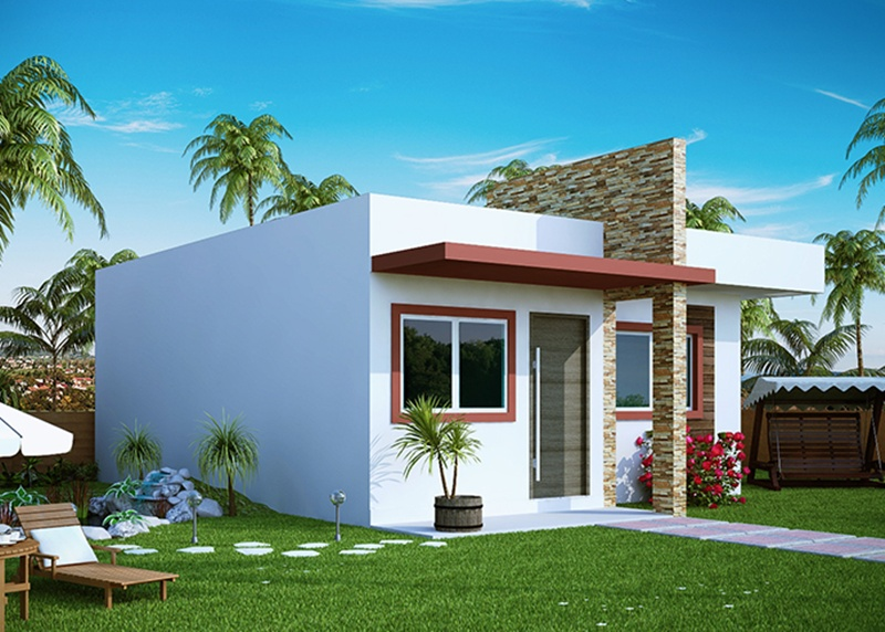 Casa com laje 7