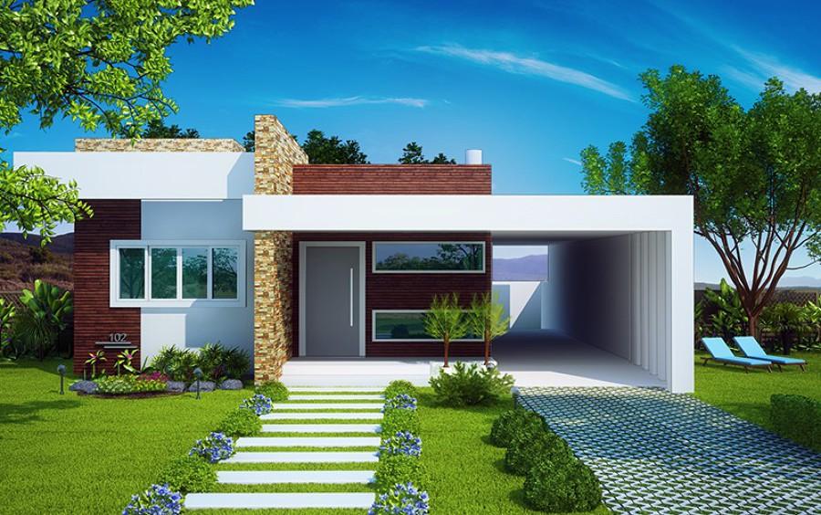 Casa com laje 8