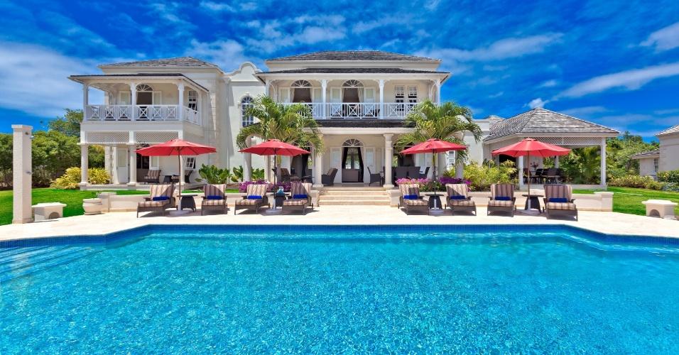 mansões residenciais