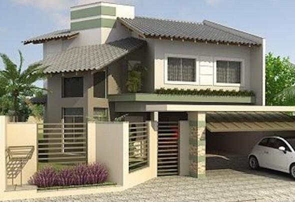35 modelos de casas para construir