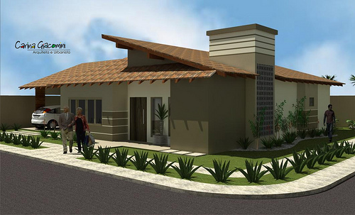 Modelo de casas para construir 17