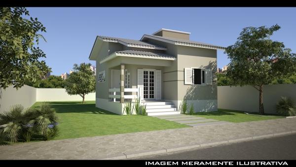 Modelo de casas para construir 22