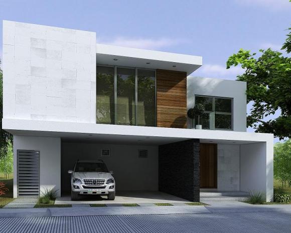 Modelo de casas para construir 3