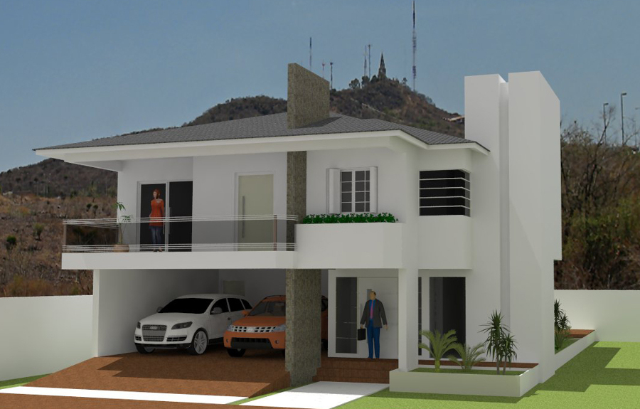 Modelo de casas para construir 33