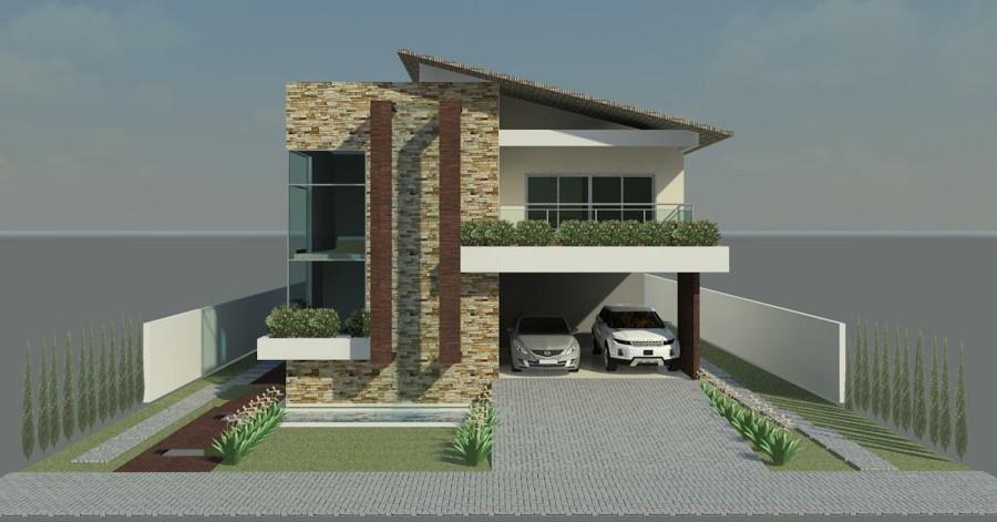 Modelo de casas para construir 34