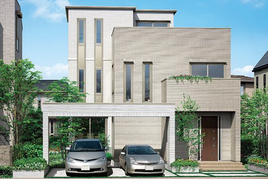 Modelo de casas para construir 8