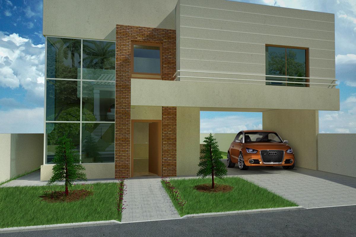 35 modelos de casas para construir for Aplicaciones para disenar casas