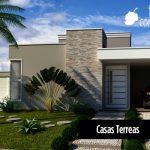 27 fachadas de casas térreas