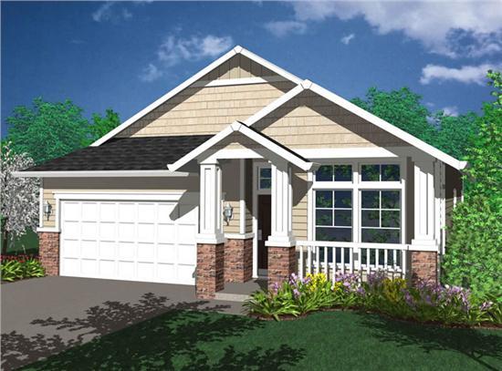 Plantas e modelos de casas estilo americano 17 modelos Estilos de fachadas para casas pequenas