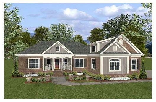 Projetos de casas coloniais 30 modelos - Casas americanas planos ...