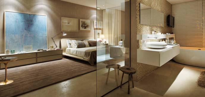 7 dicas de decoração em suites