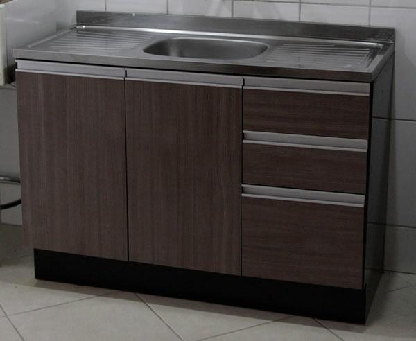 10 modelos de arm rio de pia de cozinha - Modelos de armarios ...