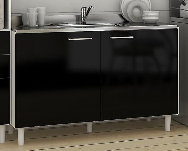 10 modelos de arm rio de pia de cozinha for Cocinas diminutas