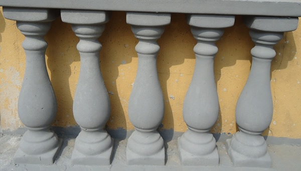 Balaústre Concreto