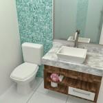 Decoração de Banheiros com Pastilhas: 10 modelos