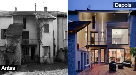 dicas para reformar casas antigas