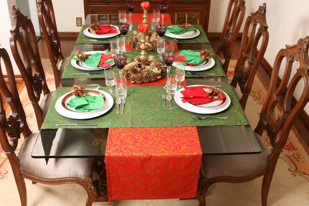 Decoração para Ceia de Natal 7