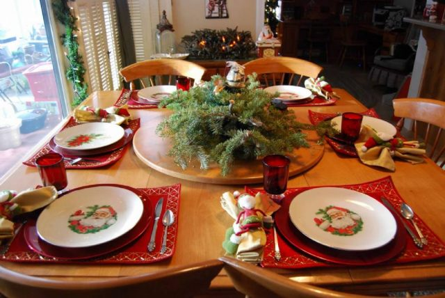 Decoração para Ceia de Natal 9