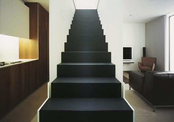 10 modelos de pisos para Escadas