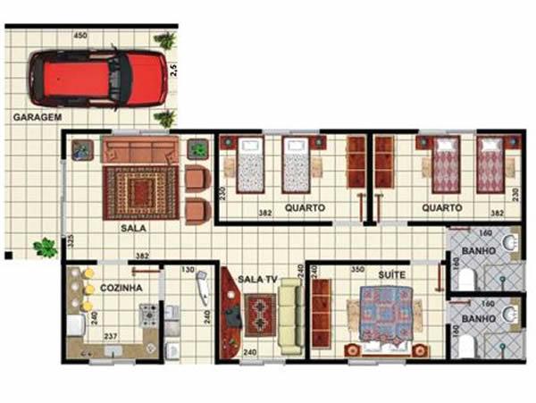 Garagem 3