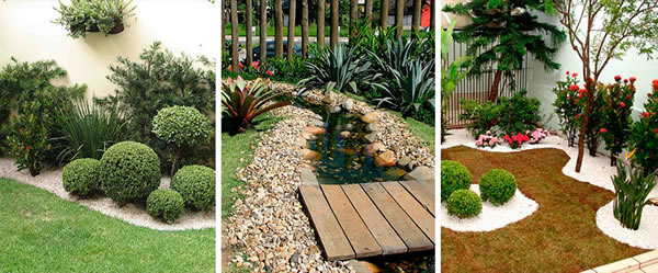100 fotos de jardins de casas para inspirar for Jardines hermosos para casas pequenas