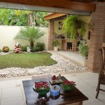 100 fotos de jardins de casas para inspirar
