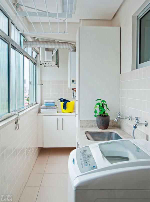 Modelos de lavanderias pequenas dicas sugest es - Lavadora secadora pequena ...