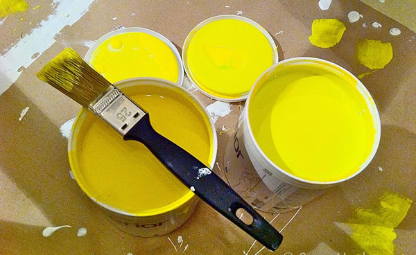 dicas de pintura externa e interna de casas