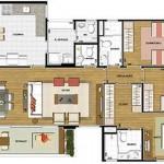 Plantas de Casas com Closet: 6 modelos
