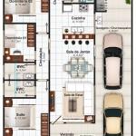 Plantas de Casas com Suíte: 10 Modelos