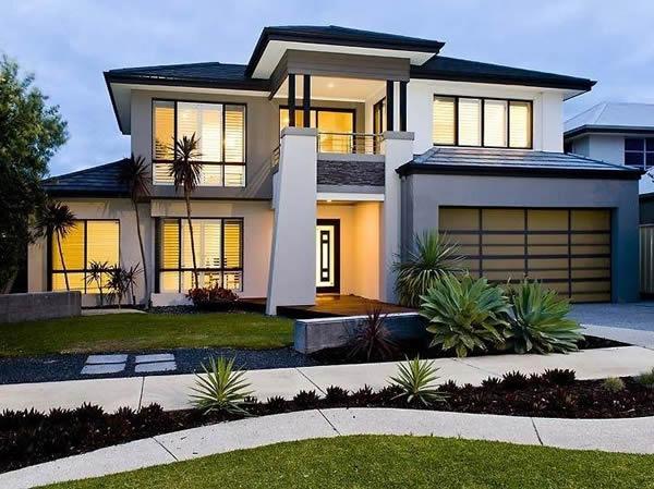 6 tipos de calçadas residenciais