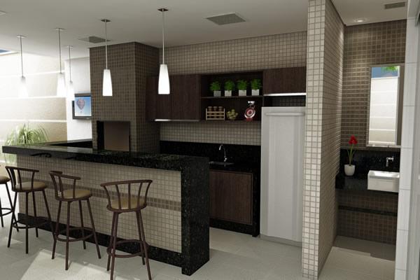Rea de churrasqueira perfeitas para sua casa for Domo muebles